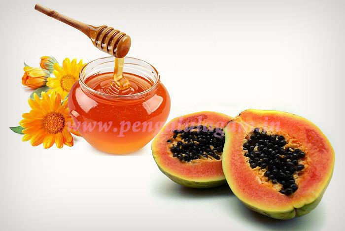 beauty-tips-pappaya-with-honey