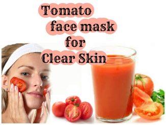 tomatofacemask