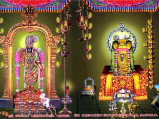 GoddessMeenakshiSundareswarar